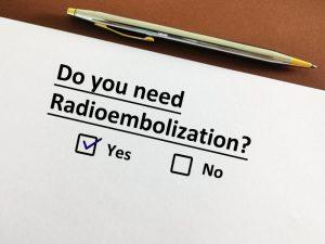 radioembolization Y90 treatment endovascular clinic